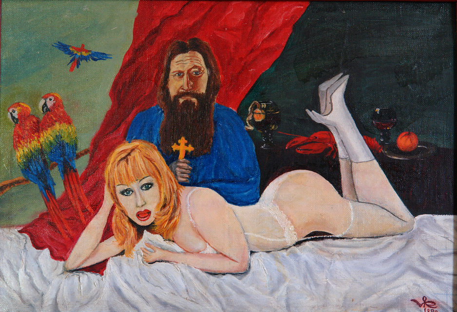 Two Rasputin