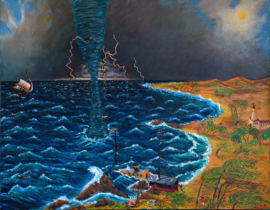 The third tornado